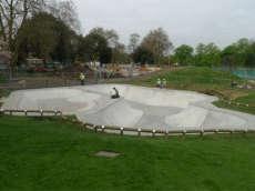 Clissold Park Skate Park