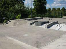 Clitheroe Skatepark