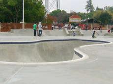 Lettermen Skatepark