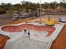 Cobar New Skatepark