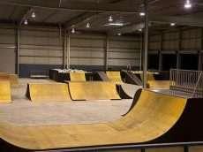 Compound BMX/Skate Park