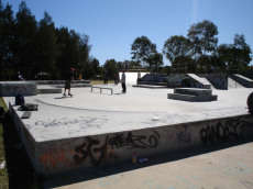 Coorparoo New Skate Park