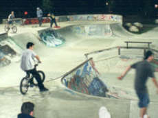Coquitlam Skate Park