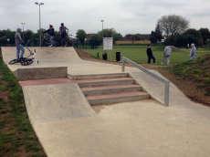 Coningsby Skate Park
