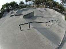 Corona City Park Skatepark