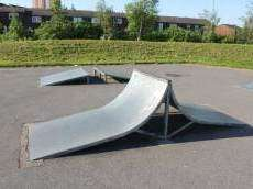Cottingley Park Skatepark