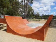 Coutts Crossing Mini Ramp