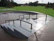 Craigovan Park Skatepark