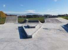 Crans Pres Celigny Skatepark
