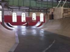 Creation Indoor Skatepark
