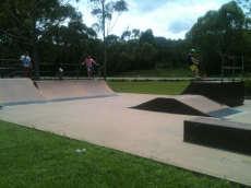 Croudace Bay Skatepark