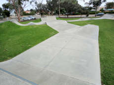 Crystal Brook Skatepark