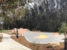 Currans Hill Skatepark