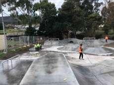 Cygnet Skatepark
