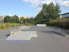 Darsserstrasse Skatepark