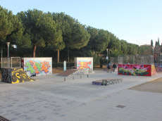 Esplugues de Llobregat Skatepa