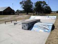 Denmark Concrete Skate Park