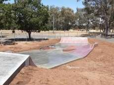 Donald New Skatepark