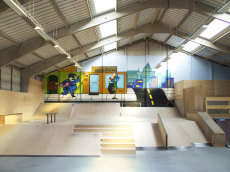 Dunkirk Indoor Skatepark