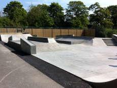 Eastbourne Skate Park