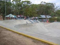 Eden Hills Skatepark