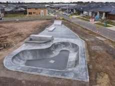 Edgebrook Reserve Skatepark