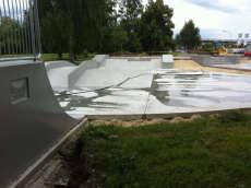 Ehingen Skate Park