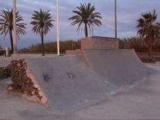 El Poblenou Skatepark