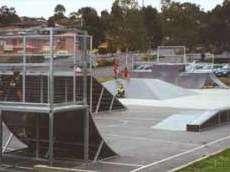 Endeavour Hills Old Skatepark