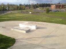Endevour Neighourhood Skatepar