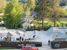 Estacada Skate Park