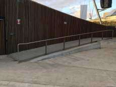 Exhibition Park Rail