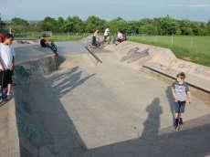 Filton Park Skatepark