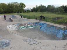 Finsbury Skatepark