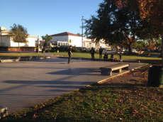Firemans Skatepark