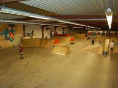 Fitopia Indoor Skatepark