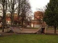 Flokets Park Mini Ramp