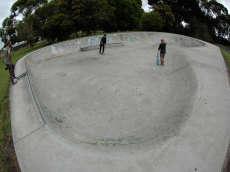 Foster Skate Park