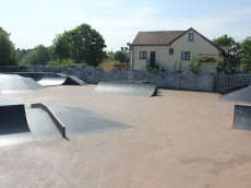 Fox Hollies Park Skatepark