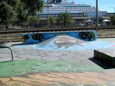 Old Fremantle Skatepark