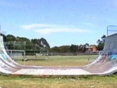 Frenchs Forest Vert Ramp
