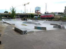 Friedrichshain New Park