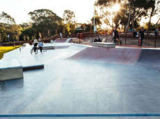 Gawler New Skate Park