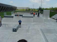 Gelsenkirchen Skatepark