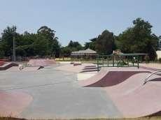Gembrook New Skatepark