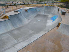 Golden Bay Mini Ramp