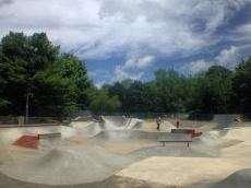 Gorton Skatepark