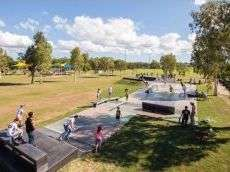Gracemere  New Skatepark