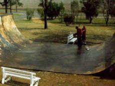 Grafton Vert Ramp (CLOSED)