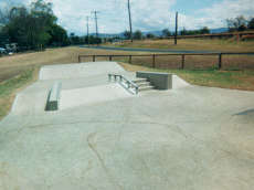 Grantham Skate Park
